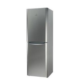Indesit BIAA134PX Free Standing Fridge Freezer Stainless Steel Reviews