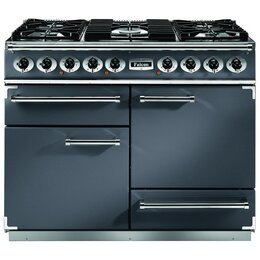 Falcon F1092DXDFSL/NM 10222 - 1092 Deluxe 110cm Dual Fuel Range Cooker