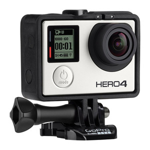 Photo of GoPro HERO4 (Silver)  Camcorder