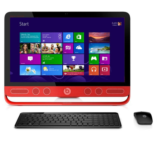 HP Envy 23-n001na Beats Edition All-in-one