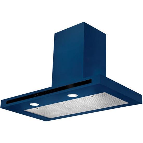 Hi-LITE HLTHDS110MO Chimney Cooker Hood - Monaco Blue