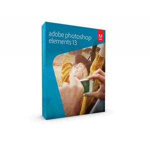 Photo of Adobe Photoshop Elements 13 Software