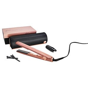 Photo of GHD Rose Gold Hair Straightener Hair Styler