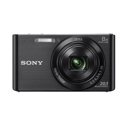 Sony DSC-W830 Camera 20.1MP - Black Reviews