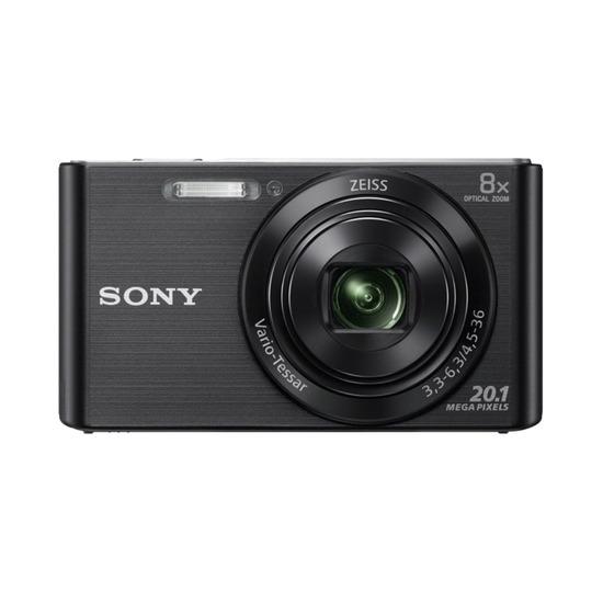 Sony DSC-W830 Camera 20.1MP - Black