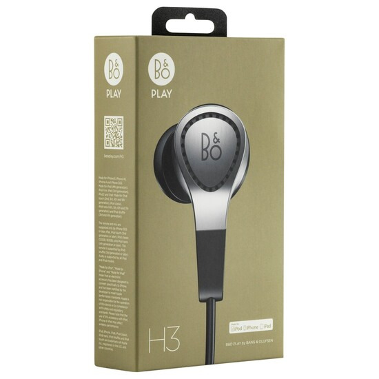 Bang and Olufson BeoPlay H3