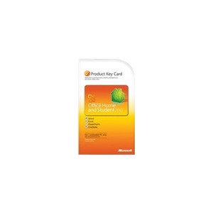 Photo of Microsoft Office Home and Student 2010  Licence Software