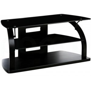 Photo of Jual Curve - Curved Black TV Stand For Up To 37  TVs TV Stands and Mount