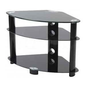 Photo of Iconic TX5000BB Corner TV Stands and Mount