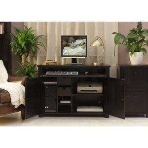 Photo of Baumhaus IDW06A Kudos Hidden Home Office Computer Desk