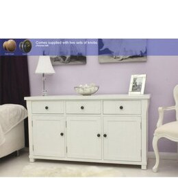 Hampton Three Door sideboard Reviews