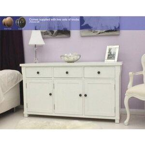 Photo of Hampton Three Door Sideboard Furniture