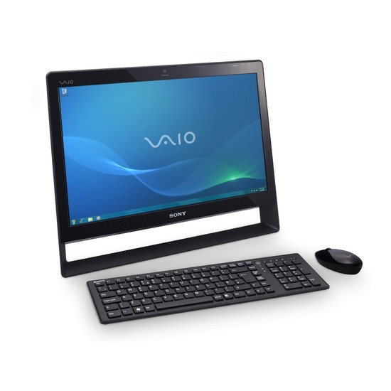 Sony Vaio VPC-J12M0E