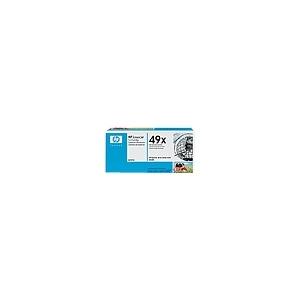 Photo of HP 49X Dual Pack - Toner Cartridge - 2 X Black - 6000 Pages Toner