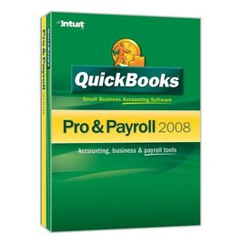 QuickBooks Pro And Payroll 2008