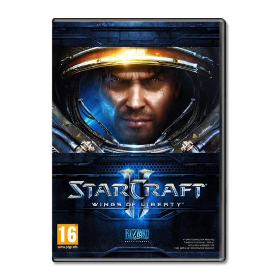 StarCraft II: Wings of Liberty (PC)