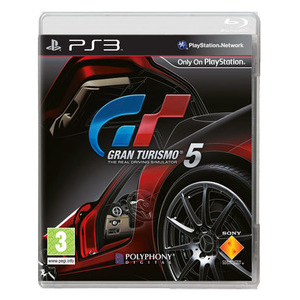 Photo of Gran Turismo 5 (PS3) Video Game