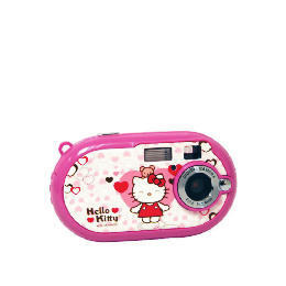 Hello Kitty VGA Digital Camera Reviews