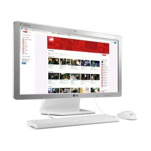 Photo of LG Chromebase 22CV241-W Desktop Computer