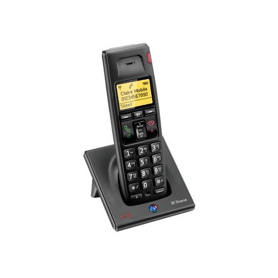 BT Diverse 7100 handset & charger