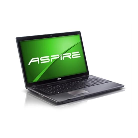 Acer Aspire 7741Z -613G32Mn