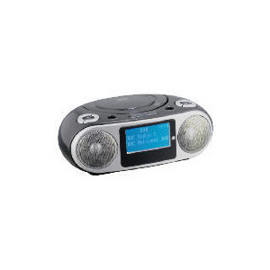 Photo of Technika CR115DAB DAB CD Clock Radio Radio