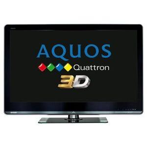 Photo of Sharp Quattron LC-60LE925E Television