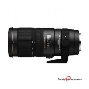 Photo of Sigma 70-200MM F/2.8 EX DG OS HSM Lens