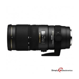 Photo of Sigma 70-200MM F/2.8 EX DG OS HSM Lens