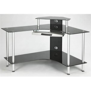 Photo of Jual DSK3 LC Black Computer Desk