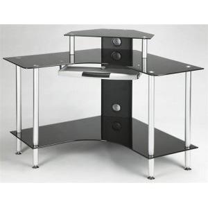 Photo of Jual DSK4 SC Black Computer Desk