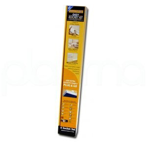 Photo of Jual Furnishings Socket Kit Cable Tidy