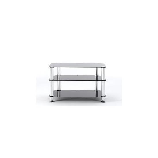 Stil Stand 1401CHBL Glass LCD stand