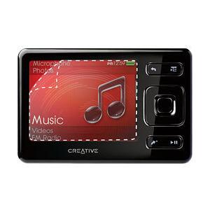 Photo of Creative Zen Screen Protector MP3 Accessory