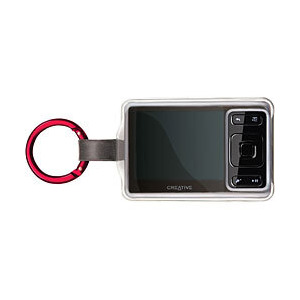 Photo of Creative ZEN Clear Case MP3 Accessory