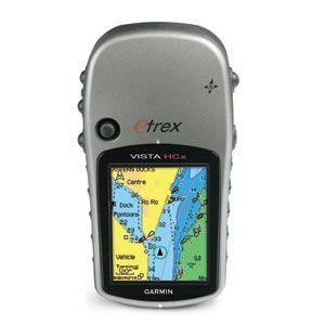 Photo of Garmin ETrex Vista HCX Satellite Navigation