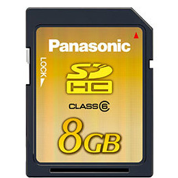 Panasonic RP-SDV08GE1K Reviews