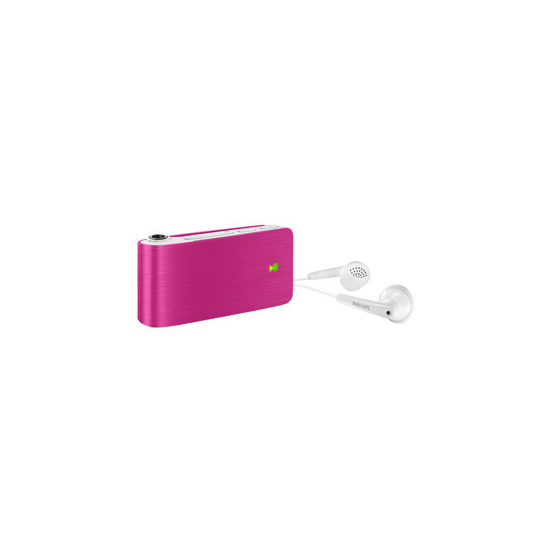 Philips GoGear 2GB Clip