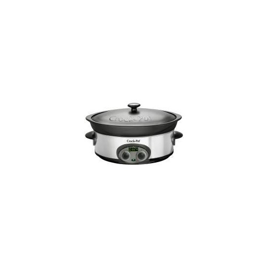 Crock Pot SCVI600BS