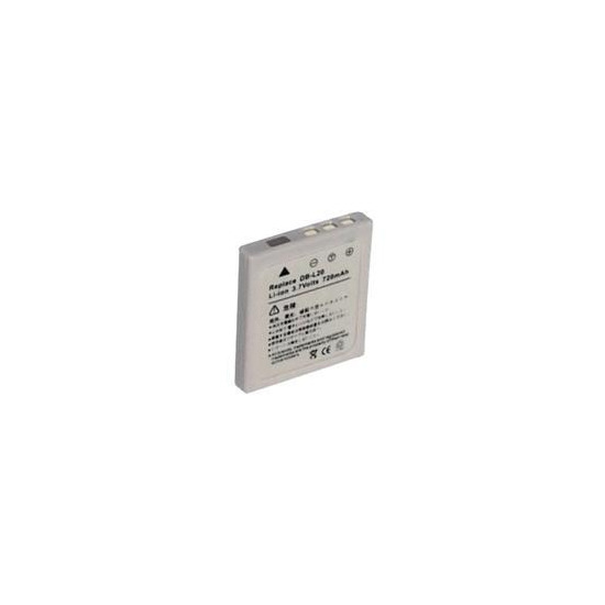 DB-L20 Xacti Camcorder Battery