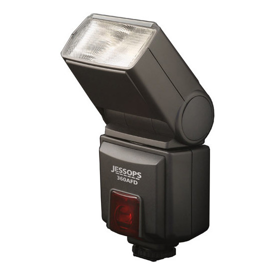 Jessops 360AFD Digital Flashgun For Canon