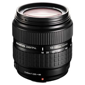 Photo of Olympus ZUIKO DIGITAL ED 18-180MM 1:3.5-6.3 Lens Lens