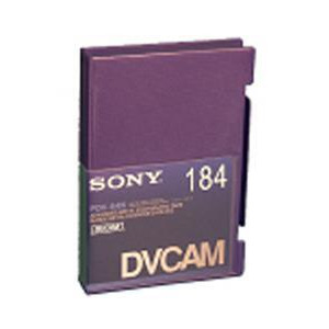 Photo of PDV184N DVCAM Video Tape Camcorder Accessory