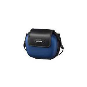 Photo of DMW-CHFZ8E Blue Semi Hard Camera Case For DMC-FZ8 and FZ7 Camera Case