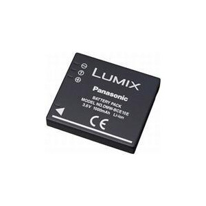 Photo of DMW-BCE10E Li-Ion Battery For FX30 / FX33 / FX55 Camera and Camcorder Battery