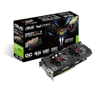 Photo of Asus GTX970 Graphics Card