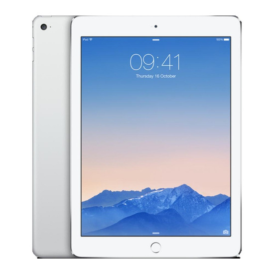 Apple iPad Air 2 Wi-Fi 16GB