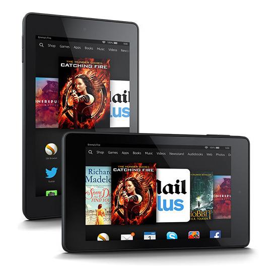 Amazon Fire HD 6 - 8GB