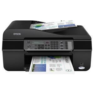 Photo of Epson Stylus BX305FW Printer
