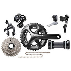 Photo of Shimano Ultegra DI2 6870 Groupset Bicycle Component